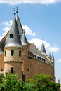 Alcazar castle Royalty Free Stock Images