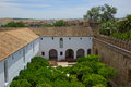 Alcazar of Cordoba, Spain Royalty Free Stock Images