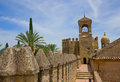 Alcazar of Cordoba, Spain Royalty Free Stock Photo