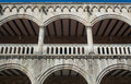 Alcazar de Colon/Haus Diego-Columbus Stockbild