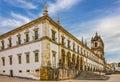Alcobaca monastery is a Mediaeval Roman Catholic Monastery, Alco Royalty Free Stock Photo