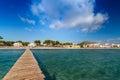 Alcudia Beach Royalty Free Stock Photo
