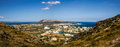 Alcudia Panorama Royalty Free Stock Photo