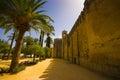 Alcázar de los Reyes Cristianos Royalty Free Stock Photography