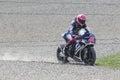 Aleix Espargaro, MotoGP Montmelo Royalty Free Stock Photo