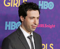 Alex karpovsky actor arrives on the red carpet at jazz at lincoln center in manhattan on for the season new york premiere of the Stock Photo