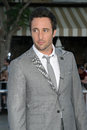 Alex o loughlin arriving whiteout premiere mann s village theater westwood ca september Stock Images
