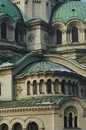 Alexander nevsky cathedral sofia bulgaria orthodox church one of the largest eastern orthodox cathedrals in the world as well as Stock Image