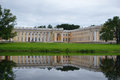 Alexander Palace in Tsarskoye Selo Royalty Free Stock Images