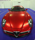Alfa romeo c at the ferrari exhibition in estepona july andalusia spain Stock Image