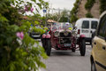Alfa romeo c mms mille miglia italy history vintage car retro Stock Image