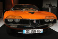 Alfa romeo montreal at mondial de l automobile in paris on th october Royalty Free Stock Photos