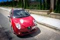 Alfa romero mito in hong kong Stock Images