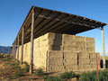 Alfalfa Barn Stock Photos