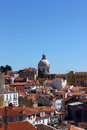 Alfama, Lisbon, Portugal Stock Photography