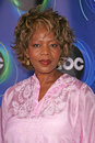 Alfre woodard abc summer press tour all star party abby west hollywood ca Royalty Free Stock Images