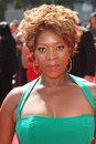 Alfre woodard at the primetime creative arts emmy awards nokia theatre l a live los angeles ca Stock Photo