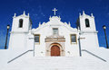 Algarve Church Stock Photography