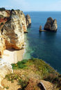 Algarve, Portugal Stock Image