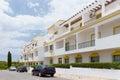 Algarve villas Royalty Free Stock Photo