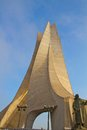 Algeria's Monument Royalty Free Stock Photo