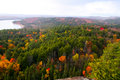 Algonquin Park Autumn Colors Royalty Free Stock Photo