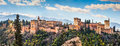 Alhambra de Granada, Andalusia, Spain Royalty Free Stock Photo