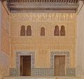 Alhambra palace, Spain Royalty Free Stock Photo