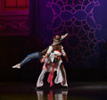 "Ali Baba and the thief- ballet ""One Thousand and One Nights"" Royalty Free Stock Photo"