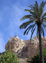 Alicante Castle - Costa Blanca - Spain Royalty Free Stock Images
