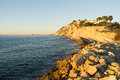 Alicante coastline Royalty Free Stock Image