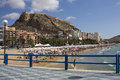 Alicante - Costa Blanca - Spain Stock Images