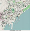 Alicante spain europe hi res aerial view of in Royalty Free Stock Photos