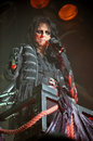 Alice Cooper Royalty Free Stock Photo