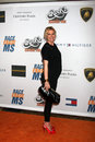 Alice evans arriving at the rock to erase ms gala at the century plaza hotel in century ciy ca on may Royalty Free Stock Image