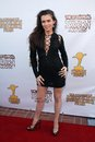 Alicia arden at the th annual saturn awards castaway burbank ca Stock Image