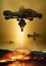 Picture : Alien attack