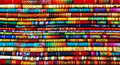 All the colors of Ecuador Royalty Free Stock Photo