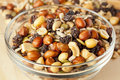 All Natural Homemade Trail Mix Stock Photo