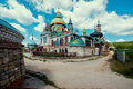 All religions temple in Kazan. Royalty Free Stock Photo