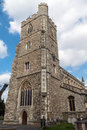 All saints abbey in fulham london united kingdom Stock Photography