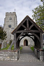 All Saints Church Eastchurch Stock Photos