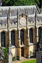 All souls college oxford elevated view of seen from the university church of st mary spire oxfordshire england uk western europe Stock Images