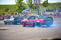 All Stars Drift at Vitantis Stock Photography