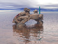 All terrain patrol rover