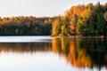 Allen Lake Dawn