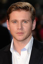 Allen leech arrives for the premiere of the sweeney at the vue cinema leicester square london picture by steve vas featureflash Royalty Free Stock Images