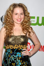 Allie grant arriving at the cbs showtime cw cbs television distribution tca stars party at the huntington library in san marino ca Stock Image