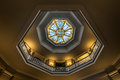 Alliolani Hale dome Royalty Free Stock Photo