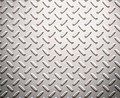Alloy diamond plate metal Royalty Free Stock Photography